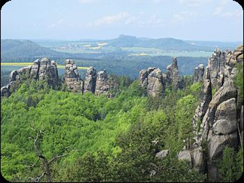 Wandelvakantie Malerweg | Mooiste wandelroute van Duitsland