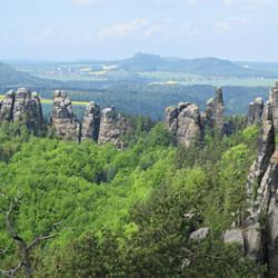 Dagboekje Malerweg | Mooiste wandelroute van Duitsland