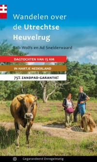 Nieuwe wandelgids: 'Wandelen over de Utrechtse Heuvelrug'