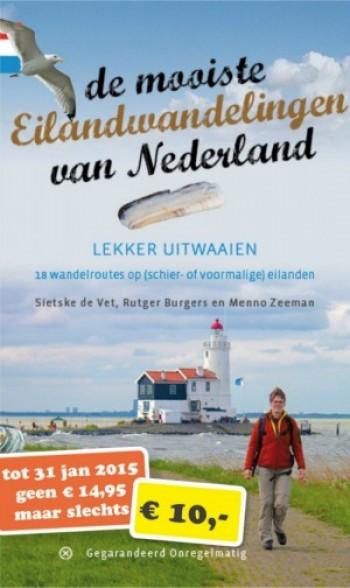 Nieuw gidsje: de mooiste eilandwandelingen van Nederland