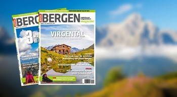 Bergen Magazine: vijf keer per jaar bergwandelinspiratie