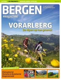 Nieuwe Bergen Magazine: mooiste Klettersteigs + special Vorarlberg
