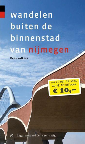 'Wandelen buiten de binnenstad van Nijmegen' | Wandelgids