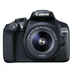 Canon EOS 1300D: uitstekende prestaties, kleine prijs