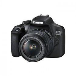Canon EOS 2000D: dé spiegelreflex na je smartphone