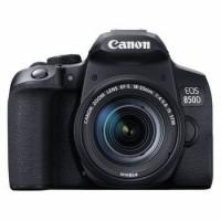 Canon EOS 850D: snelle middenklasse DSLR met 4K-video