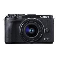 Canon EOS M6 Mark II: compacte systeemcamera voor reizen & vloggen