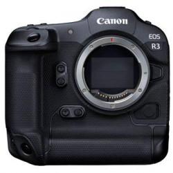 Canon EOS R3: vlaggenschip systeemcamera