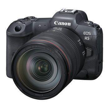 Canon EOS R5: fullframe systeemcamera met 8K-video