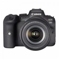 Canon EOS R6: betaalbare fullframe systeemcamera