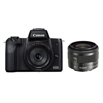 Canon EOS M50: veelzijdige camera voor vloggen én fotograferen