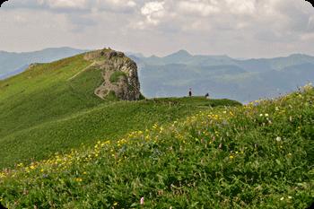 Wandelvakantie in de Cantal | Trektocht over de GR400
