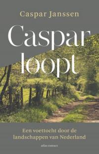 Caspar loopt – Een voettocht door de landschappen van Nederland   Recensie