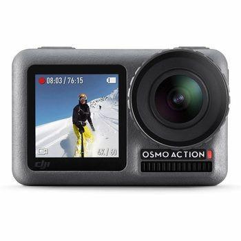 DJI Osmo Action Camera: grote uitdager van GoPro Hero 7