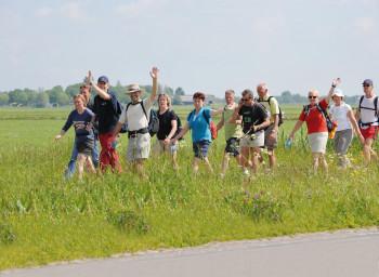 Friese Elfsteden Wandeltocht | De Tocht der Tochten te voet