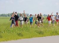 Friese Elfsteden Wandeltocht   De Tocht der Tochten te voet