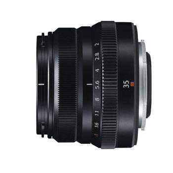 Fujifilm XF 35mm f/2 R WR | Specs & Reviews