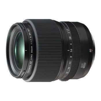 Fujifilm GF 80mm f/1.7 R WR   Reviews & Tests