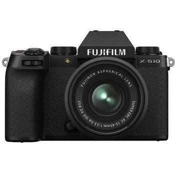 Fujifilm X-S10: compacte systeemcamera met IBIS
