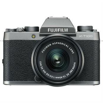 Fujifilm X-T100: professionele kwaliteit, budgetprijs