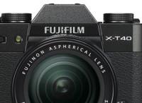 Fujifilm X-T40: topcamera schiet vloeiende 4K-video met 60fps