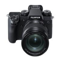 Fujifilm X-H1: vlaggenschip met beeldstabilisatie
