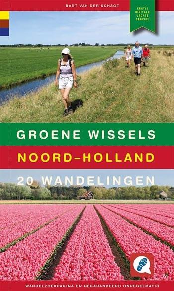 Groene Wissels-wandelgids Noord-Holland