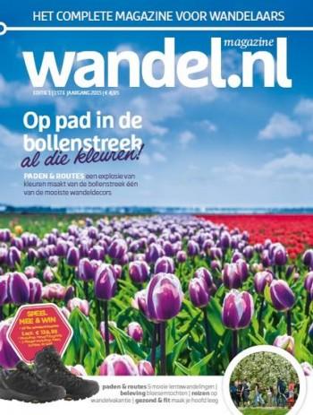 Wandel.nl magazine | Nieuw mooi blad over wandelen
