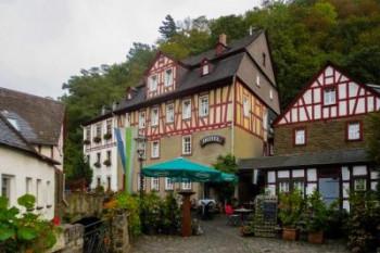 Review van Hotel Landgasthof Zum Weissen Schwanen - Braubach - Duitsland   Rating: 80/100