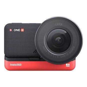 Insta360 ONE R: modulaire actioncam met 1 inch sensor