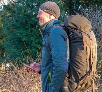 Osprey Kestrel 48: robuuste én lichte trekkingrugzak