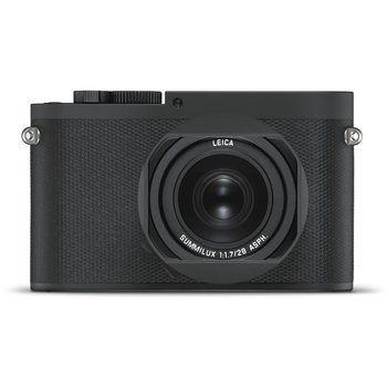 Leica Q-P Typ 116: discrete fullframe compactcamera