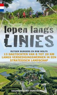 Wandelgids: 'Lopen langs linies'