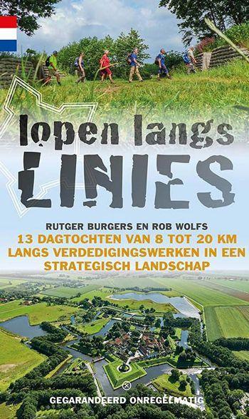 Wandelgids 'Lopen langs linies' | Gegarandeerd Onregelmatig