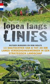 Wandelgids 'Lopen langs linies'