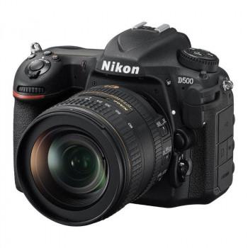 Nikon D500: vlaggenschip met APS-C-sensor