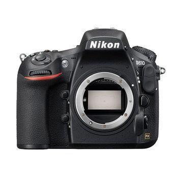 Nikon D810: professionele fullframe spiegelreflex