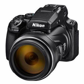 Nikon P1000: extreme superzoomcamera | 125x zoom