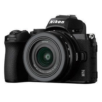 Nikon Z50: compacte systeemcamera met aps-c-sensor