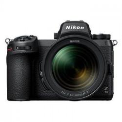 Nikon Z7 II: fullframe systeemcamera met hoge resolutie