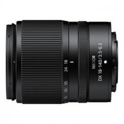 Nikon Z DX 18-140mm f/3.5-6.3 VR | Reviews & Tests