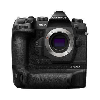 Olympus OM-D E-M1X: dé systeemcamera voor sport- en natuurfotografen