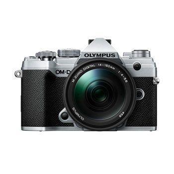 Olympus OM-D E-M5 Mark III systeemcamera: klein, licht én weerbestendig
