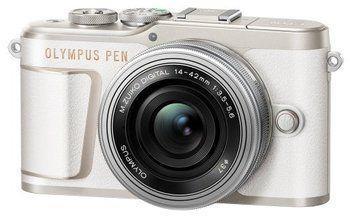 Olympus PEN E-PL10: compacte & stijlvolle systeemcamera