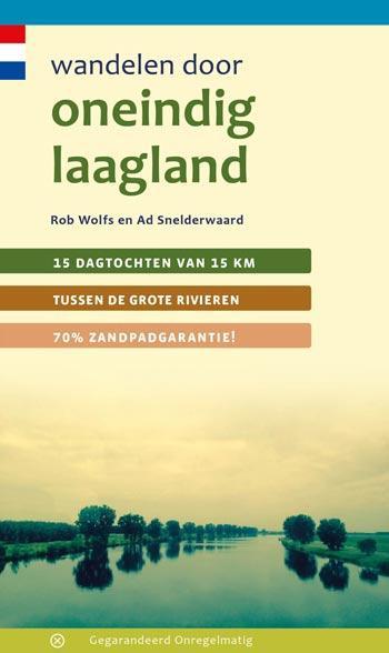 Wandelgids 'Wandelen door oneindig laagland'