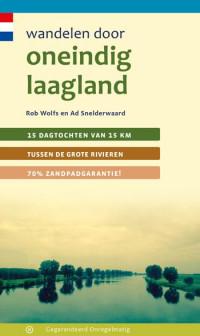 Wandelgids: 'Wandelen door oneindig laagland'