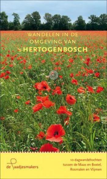 Wandelgids: 'Wandelen in de omgeving van 's-Hertogenbosch'