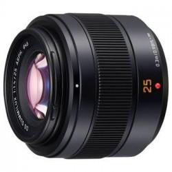 Panasonic Leica DG Summilux 25mm f/1.4 II ASPH | Reviews & Tests