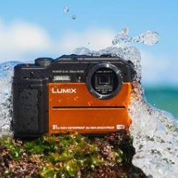 Panasonic Lumix FT7: robuust & waterdicht tot 31 meter