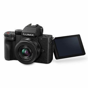 Panasonic G100: systeemcamera voor vloggers